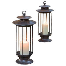 Traditional Outdoor Lighting by H Potter
