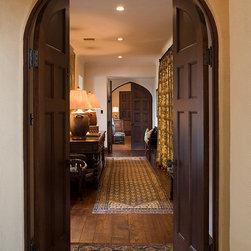 Quantum Windows & Doors | William VanReed Furbush Architect - Paul Bardagjy Photography: