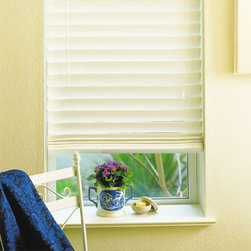 Blindsgalore - Painted 2-inch Wood Blinds, Stained 2-inch Wood Blinds - Perfect for most windows, Premium Wood 2-inch blinds are crafted from high-quality North American hardwood.
