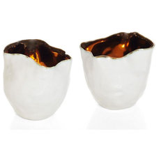 Contemporary Candleholders by Z Gallerie