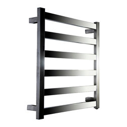 Virtu USA - Virtu USA Koze Collection VTW-132A Towel Warmer - Koze, by Virtu USA, combines technology and comfort to bring you a luxurious european experience with towel warmers. Caress yourself in the coziness of a soft and warm towel after a refreshing shower or a tranquilizing bathe. Koze towel warmers are crafted from quality brushed stainless steel and gracefully finished in a variety of options for a gorgeous appeal.