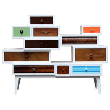 eclectic dressers chests and bedroom armoires by Entwurf-Direkt