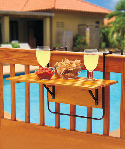 Contemporary Outdoor Dining Tables by lakeside.com