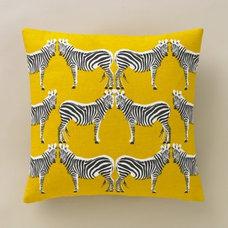 Eclectic Pillows by DwellStudio
