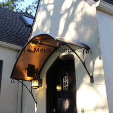 Exterior by The Metal Shoppe, Custom Metal Design, Fabrication
