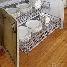 Modern Dish Racks by ITB Kitchen & Wardrobe Manufacturer