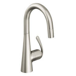 Grohe - Grohe 32283Dc0 Supersteel Infinity Ladylux One Handle Pulldown Bar Faucet - Grohe 32283Dc0 Supersteel Infinity Ladylux one handle Pulldown Bar Faucet