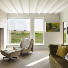 Quiet Color in the English Countryside: Remodelista