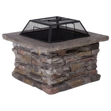 Rustic Firepits by Great Deal Furniture