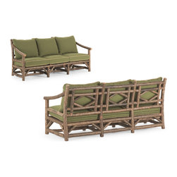 La Lune Collection - Rustic Sofa #1179 by La Lune Collection - Rustic Sofa 1179 by La Lune Collection