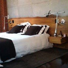 Contemporary Headboards by Concrete Shop
