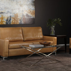 Brynlee Comfort Sleeper by American Leather - American Leather