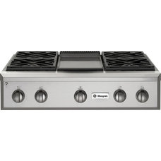 Contemporary Cooktops by GE Monogram
