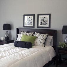 10 All-White Bedroom Linens : Decorating : HGTV
