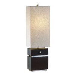 Nova Lighting - Nova Lighting 474 Waterfall Table Lamp - Nova Lighting 474 Waterfall Table Lamp