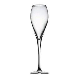 Hospitality Glass - Monte Carlo 7.5 oz Champagne Flute 48 Ct - Monte Carlo 7.5 oz Champagne Flute