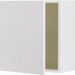 IKEA of Sweden - AKURUM Fan cabinet with 1 door - Fan cabinet with 1 door, white, Härlig white