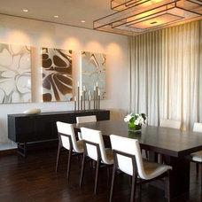 The owners wanted to have the ability to host small and large gatherings in the