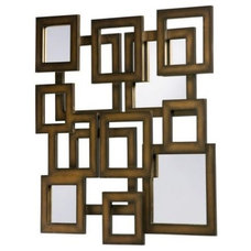 Eclectic Mirrors by homedecorcenter.com