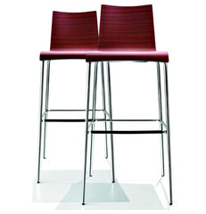modern bar stools and counter stools by orangeskin.com