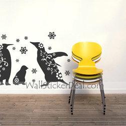 Birds & Animals Wall Stickers - Size