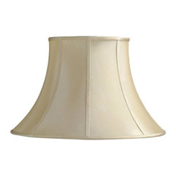 Laura Ashley - Laura Ashley Charlotte Butter Yellow Bell Lamp Shade Multicolor - SFL814 - Shop for Shades from Hayneedle.com! About Laura Ashley Home Lighting You know the name Laura Ashley ... it stands for classic beautiful design and quality. Now Laura Ashley Home Lighting brings that classic style to your home with an impressive selection of residential lighting including a broad range of lamps and lamp shades a lively assortment of unique mini-chandeliers and distinctive home lighting collections. Each piece embodies the English influence of Laura Ashley while bringing classical elegance to modern design.