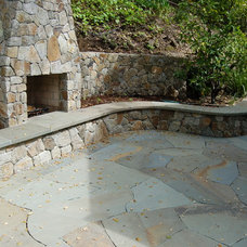 Fire Pits by Back Bay Stone Supply