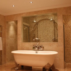 Traditional Showers by Chadder & Co Luxury Bathrooms