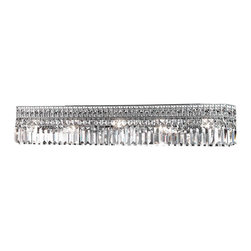 Dale Tiffany - New 5-Light Wall Sconce Chrome Dale Tiffany - Product Details