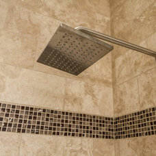 Mediterranean Bathroom Faucets And Showerheads by Kitchens Etc. of Ventura County