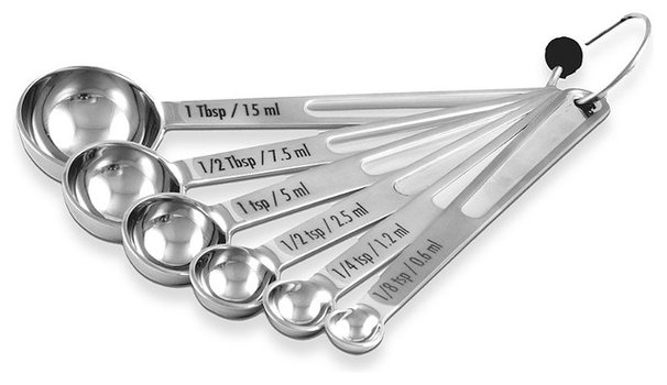 Traditional Measuring Spoons by Bed Bath & Beyond