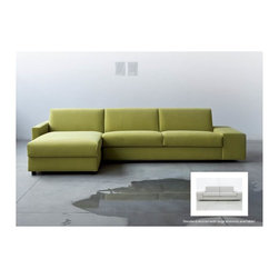 Modern sofa beds - SB 16 - Made in Italy - Modern sofa beds, sectional sofa beds, sofa beds storage, wall beds, Italian furniture, modern furniture, designer furniture, transformable furniture and space saving furniture from $ 7000