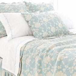 Pine Cone Hill - madeline duvet cover (blue) - This item comes in��blue.��This item size is��various sizes.