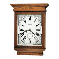 Howard Miller - Howard Miller Traditional Oak Wall Clock   FABIES - 613239 Fables