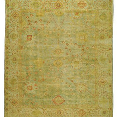 contemporary rugs by Gump's San Francisco