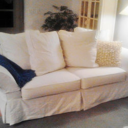Sofa Slipcover -