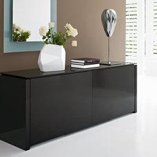 Modern Living Room by UPinteriors