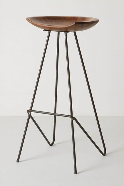 Industrial Bar Stools And Counter Stools by Anthropologie