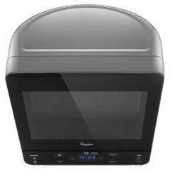 Whirlpool WMC20005YD Silver Countertop Microwave (0.5 Cu Ft, 750 Watts) - Review
