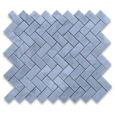 Traditional Floor Tiles by Stone Center Online