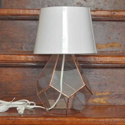 Contemporary Table Lamps by ABJ Glassworks