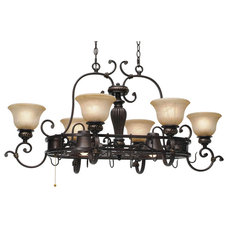 Traditional Pot Racks And Accessories by Carolina Rustica