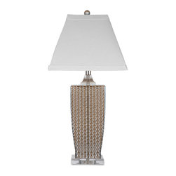 Bassett Mirror - Bassett Mirror Slayton Table Lamp - Slayton Table Lamp