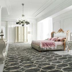 Luxury Bed - Baroque Bed - Geneve -