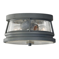 Murray Feiss - Murray Feiss Chelsea Harbor Traditional Outdoor Flush Mount Ceiling Light X-CTS3 - Murray Feiss Chelsea Harbor Traditional Outdoor Flush Mount Ceiling Light X-CTS3118LO