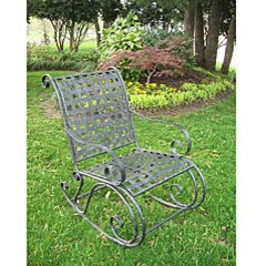 traditional outdoor chairs by Overstock