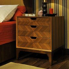 Traditional Nightstands And Bedside Tables by Dexter Sykes