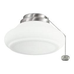 "Kichler Lighting - Kichler Lighting 10"" Schoolhouse Ceiling Fan Light Kit X-SSB611083 - Kichler Lighting 10"" Schoolhouse Ceiling Fan Light Kit X-SSB611083"