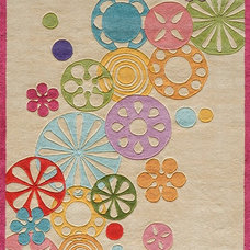 Contemporary Kids Rugs by Momeni Rugs