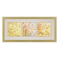 Paragon - Dipped in Honey - Framed Art - Each product is custom made upon order so there might be small variations from the picture displayed. No two pieces are exactly alike.
